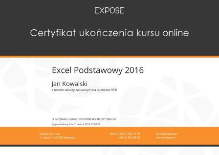 zdjęcie certyfikatu